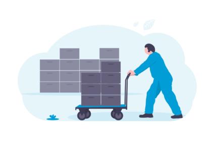 Jak zwrócić towar zakupiony na firmę w sklepie internetowym?